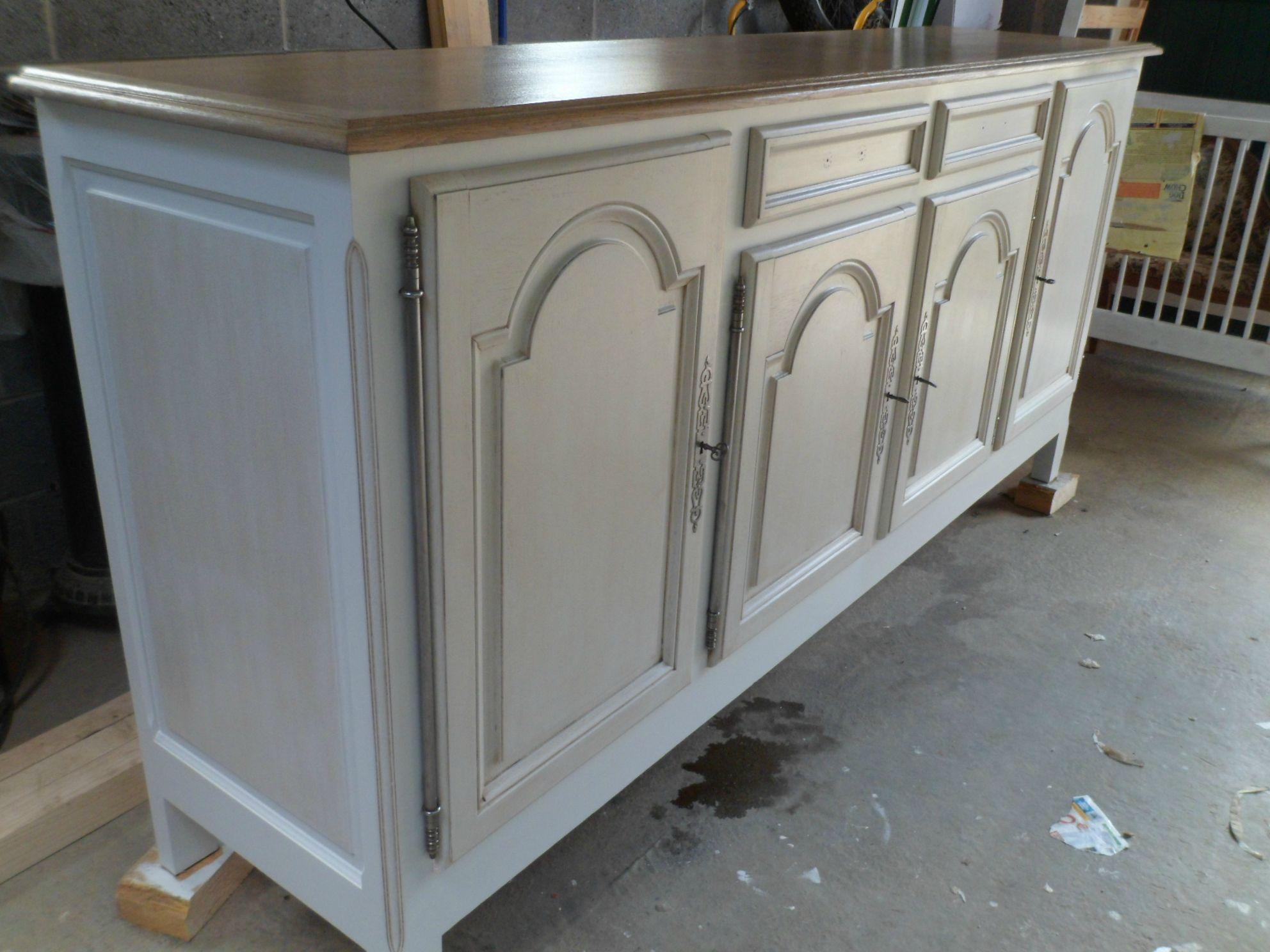 Comment peindre un meuble vernis - Relooker un meuble vernis ...